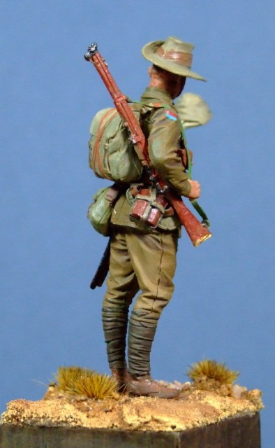 Digger, Australian Imperial Force, Gallipolli, 1915, 1:32