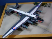 RAF Avro Shackleton MR.2, 1:72