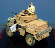 Humber Armoured Car Mk. II, 1:35