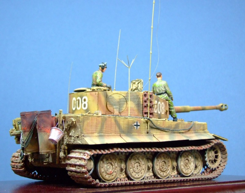 Late Tiger I, 1:35