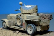 Rolls Royce Armoured Car