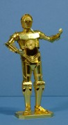 C3P0 Metal Earth kit