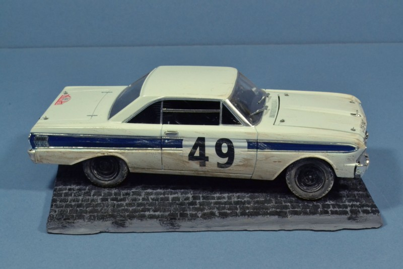 Ford Falcon Sprint 1964, Monte Carlo 2nd