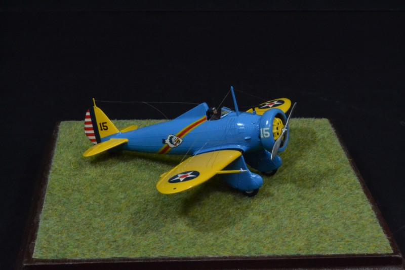 Boeing P-26A 'Peashooter'