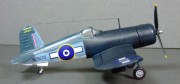 Vought F4U-1A Corsair, 1:72