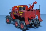Scammell Pioneer Recovery, Civilian, Wynns