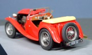 MG TC Midget, 1:32