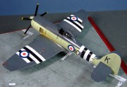 Hawker Sea Fury FB.11, RAN, HMAS Sydney, 1952, 1:48