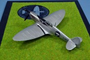 Supermarine Spitfire Mk IX, round the world flight