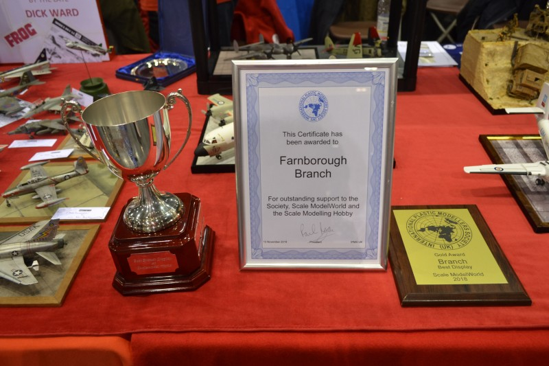 farnborough trophies
