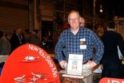 2006 Branch Display with Gary Barling from Ottawa