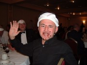 2006 Dinner - Winner of the Ipswich Kamikaze Profiterole Eating Contest (1)