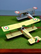 2x Hanriot HD1