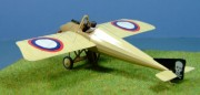 Morraine-Saulnier Type IV, Lt. Smirnoff, Russian Aviation Corps, 1:72