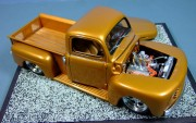 1950 Ford F1 Pick-up, 1:24